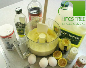 hfcs free mayonnaise ingredients