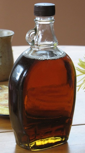 maple syrup free of high fructose corn syrup