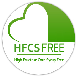 no high fructose corn syrup icon