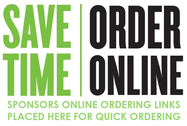 online ordering sponsors logo link to their online order website